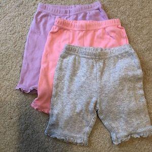 Baby leggings set